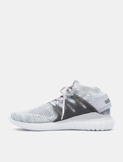 Qoo10 - ADIDAS ORIGINALS Tubular Nova PK - Gray   Shoes c60835dcfce95