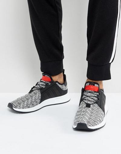 qoo10 adidas originali x a infrarossi scarpe in nero da 9262: scarpe