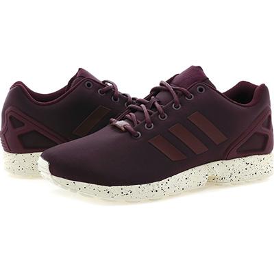 super popular 2b4fe ab8cd Qoo10 - [S31516] ADIDAS ZX FLUX MAROON : Men's Bags & Shoes
