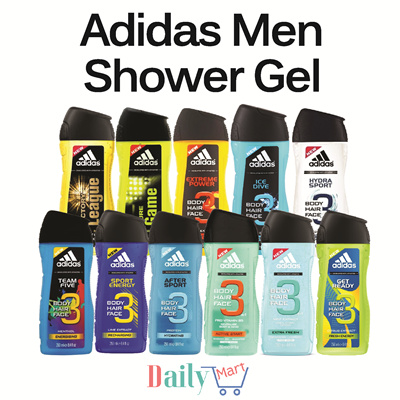 various colors e7ac6 31299 Adidas Shower Gel 250ml. Pure GameIce DiveVictory League