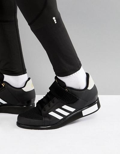 47a3fe9b974 Qoo10 - adidas Training Power Perfect III Sneaker In Black BB 6363   Shoes