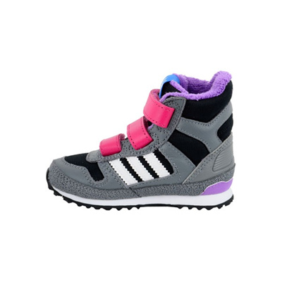 20d83fe08daf6 Qoo10 - Adidas ZX Winter CF K Kids High Top Sneaker G95923   Sports Wear    Shoes