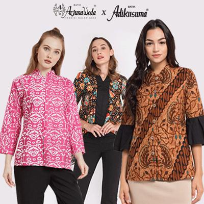 Adikusuma - Arjunaweda - Women Batik Collections