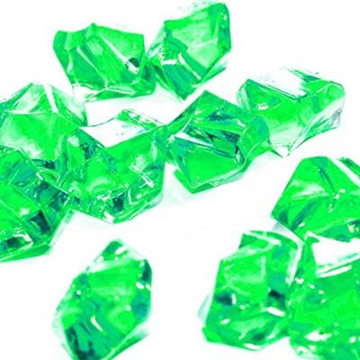 Qoo10 Adorox Acrylic Ice Rock Vase Filler Gems Confetti Table