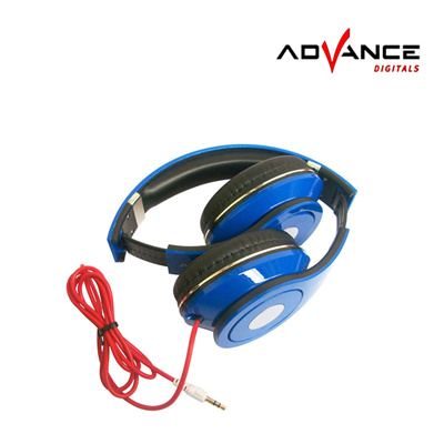 ADVANCE MH-031 Powerful Stereo Headphones Bass mh031 sj0038
