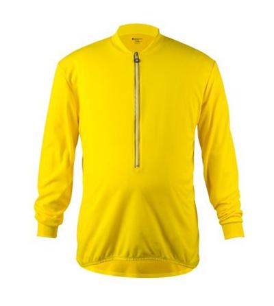 23d7b5cdc Qoo10 - (Aero Tech Designs Cyclewear) BIG Men s Long Sleeve Cycling Jersey  - Y...   Sportswear