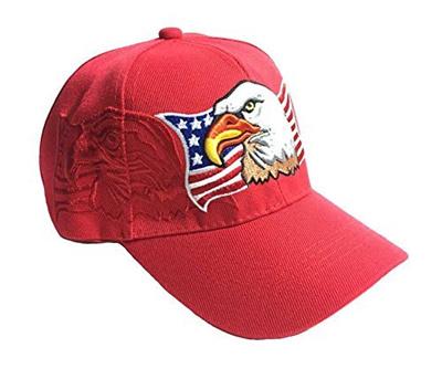3cae1f4ec3d0a Qoo10 - (Aesthetinc) Aesthetinc Patriotic USA American Eagle American Flag  Bas...   Fashion Accessor.