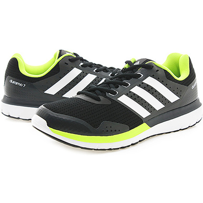 Qoo10 [Af6668] Adidas Duramo 7 Dkgret: Cnero / Ftwwht / Dkgret: 7 Gli Uomini Sono Buste 525d53
