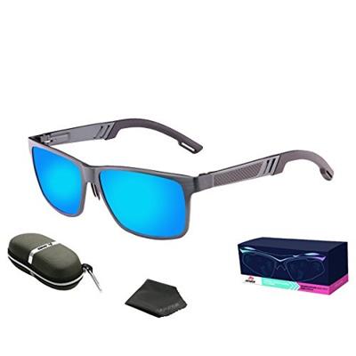 f4aa6e6b14b AFARER Polarized Sport Sunglasses for men women Driving