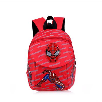 Qoo10 - Aged 1-3 Nylon Toddler Backpacks Anti Lost Design Mini Spiderman  Scho...   Kids Fashion 72a181a02f82c