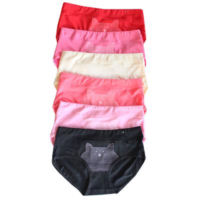 Qoo10 - AILY Celana Dalam Wanita Katun Lembut High Quality Grosir ... 499bf05e6e