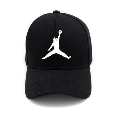 Qoo10 - Air Goku Funny Dragon Ball Basketball Jordan Logo Hats Caps Print  Cott...   Sportswear 0032abcec0d