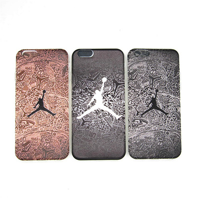 new style 38cd2 a2f57 air jordan pattern tpu slim back cover skin apple iphone 6 6s 4.7 5 5s  ultra thin nba soft phone