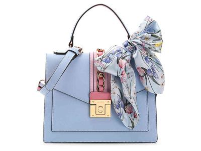 8a93235e0bc Qoo10 - ALDO Glenda faux leather top handle satchel crossbody sling bag  with s...   Bag   Wallet
