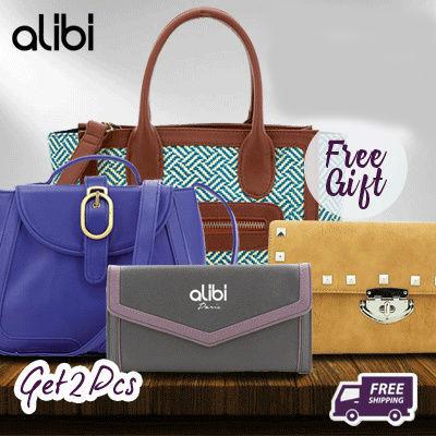 Alibi Paris Buy 1 get 1 free | Bundling promo