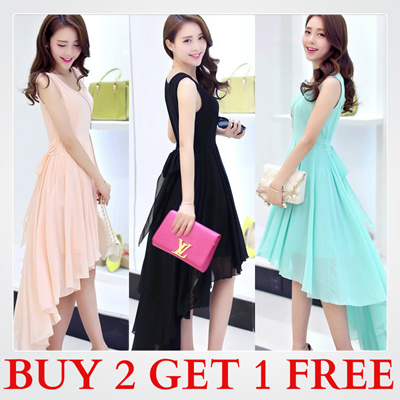 bd939640c8 ALL KOREAN FASHION*BUY 2 GET 1 FREE*Latest Korean Design On Trendy  Top/Sporty Singlet/Party Dress/Work Dress.