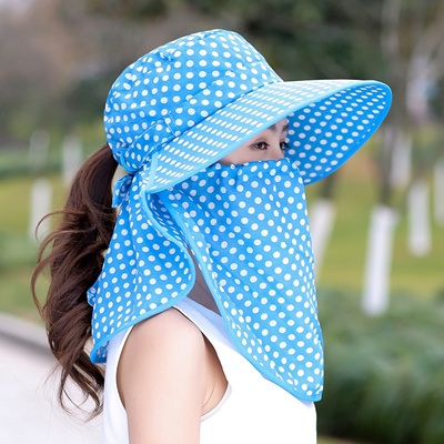 1cd285c50d9 Qoo10 - Along with a large hat female outdoor UV sunscreen Summer Youth  Travel...   Fashion Accessor.