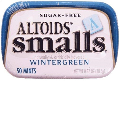 using altoids during oral