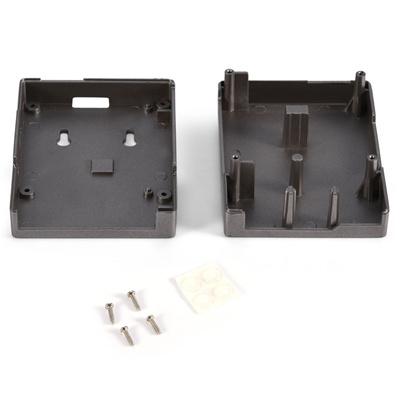 Aluminum Alloy Metal Case Box Cover Shell for Raspberry Pi 3 B / RPi 2 B /  RPi B+