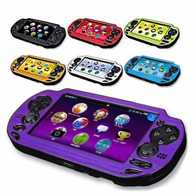 Aluminum Protective Hard Cover Case for PlayStation Vita PS PCH-1000 Console
