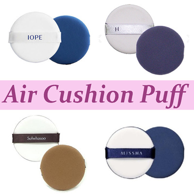 Amorepacific New Air Cushion Puff 10ea Iope Sulwhasoo Hera Missha Make Up Puff