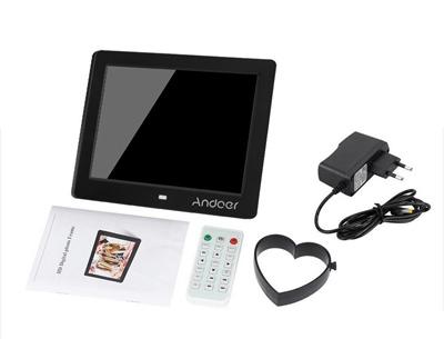Qoo10 - Andoer 8 HD Wide Screen High Resolution Digital Photo ...