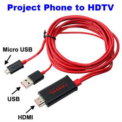 Qoo10 - Micro USB to HDMI : Mobile Accessories