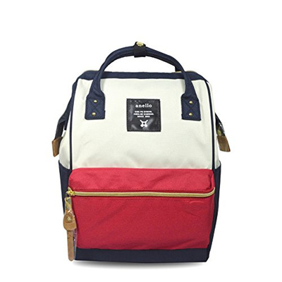 4a7209d5ee Anello anello  AT-B0197B small backpack with side pockets color type F