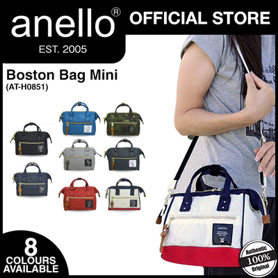 8fc3982369 Qoo10 - ANELLO (AT-H0851) BOSTON BAG MINI : Bag & Wallet