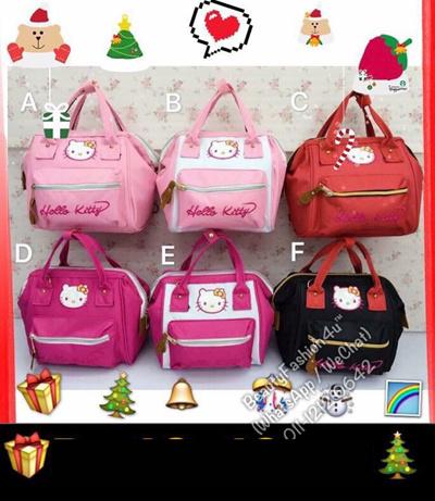 a67b670605 Qoo10 - Anello Kitty MiniBag   Bag   Wallet