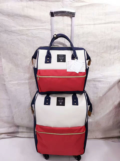 Qoo10 - Anello luggage bag shopping bag Large Trolley Backpack Carry on  Travel...   Bag   Wallet 399a10d12b48e