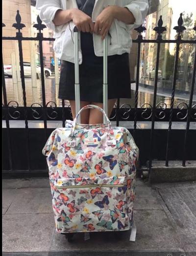 Qoo10 - Anello Luggage Bag Trolley Luggage travel cabin Bag SG Seller Fast  del...   Bag   Wallet 82fa38a338ed4