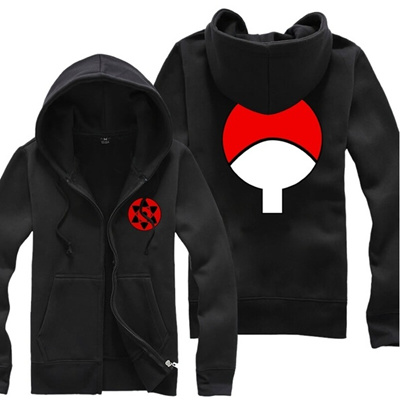 Qoo10 - Anime Naruto Uchiha Clan hooded Coat Cardigan Hoodie Cosplay  Costume   Women s Clothing 89ac1dffa2