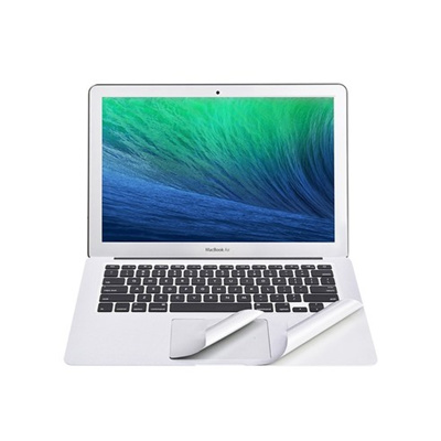 Annie Clear MacBook Palm Rest Antistatic Pad