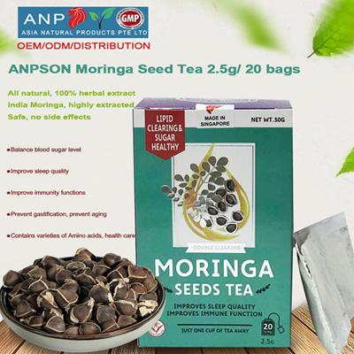 [Asia Natural Product]ANPSON Moringa seeds tea