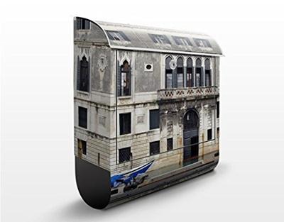Qoo10 Apalis Design Briefkasten Marino 39 X 46 X 13 Cm Grau