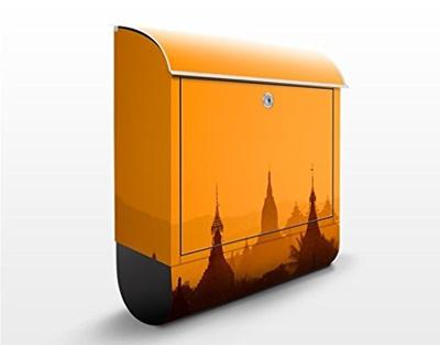 Qoo10 Apalis Design Briefkasten Tempelstadt In Myanmar 39 X 46 X