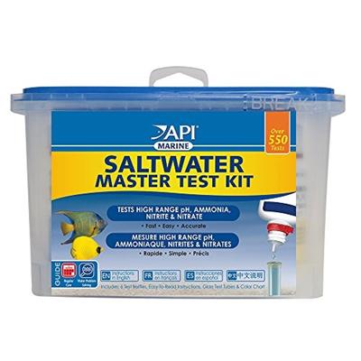 qoo10 api master test kit aquarium water test kit pet care