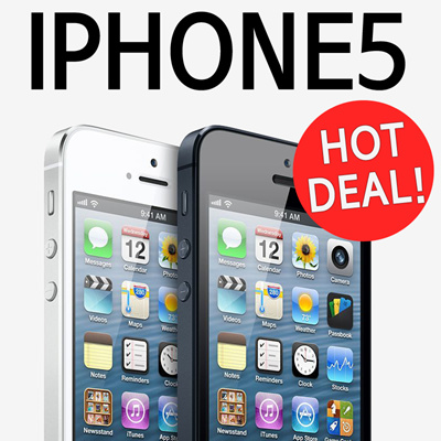 iphone 5 deals free gift