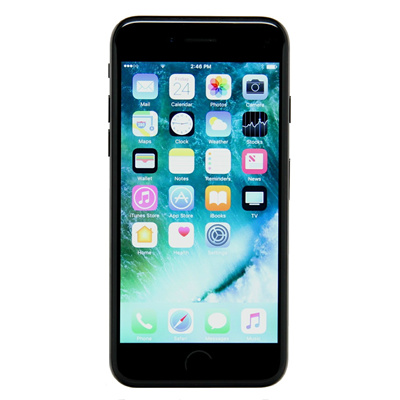 Qoo10 - APPLE iPhone 7 32GB Jet Black Activated US/CA SpecA1778 : Mobile devices