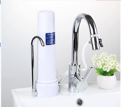 Aquatic water purifier desktop kitchen purifier household filter straight  drink