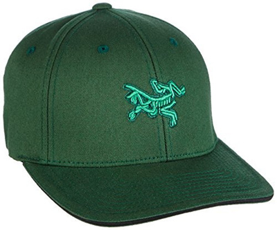 3e1271fd158 Qoo10 - (Arc teryx) Arcteryx Embroidered Bird Cap   Fashion Accessories