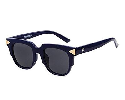 4eafd13d7c Qoo10 - Arctic Star® Gentle Monster Sunglasses (Blue box black lenses)    Men s Bags   Shoes