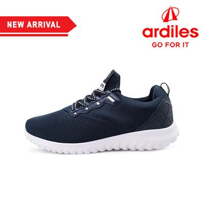 Qoo10 -  Ardiles  Navy Blue Running Shoes ARDLADOBN Ladoga   Pakaian ... bd1368fd76