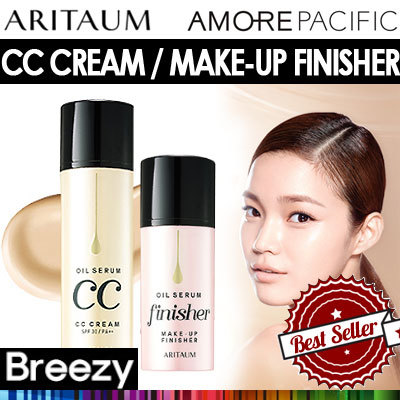 BREEZY ☆ [Aritaum] Oil Serum CC Cream / Make-up Finisher / Cover