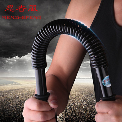 Arm 60 kg muscle stick household 50 chest 40kg 30KG fitness equipment  digging stick spring arm bars