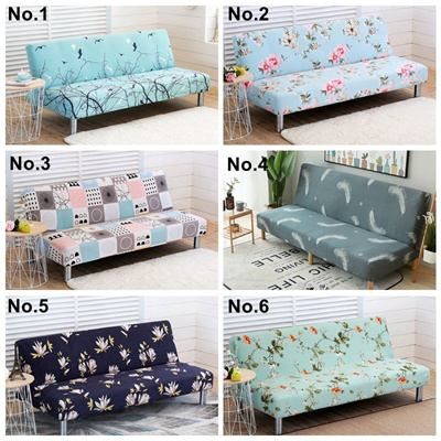 Tremendous Armless Sofa Bed Cover Anti Slip Couch Sofa Covers Universal Foldable Sofa Bed Cover Download Free Architecture Designs Scobabritishbridgeorg