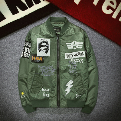 d1514d414 Army Air Force Fly Pilot Jacket Military Airborne Flight Tactical Bomber  Jacket Men Winter Warm Avia