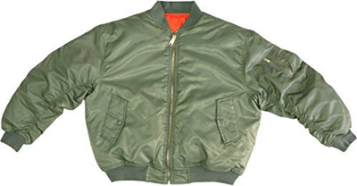 Qoo10 - Army Universe Sage Green MA-1 Military Flight Jacket 6e89f67b25d