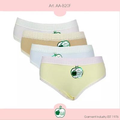 Arrow Apple Celana Dalam Wanita - 020 - 4 Pcs